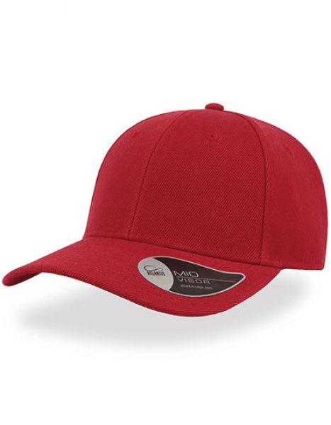 Beat Cap - Atlantis Red