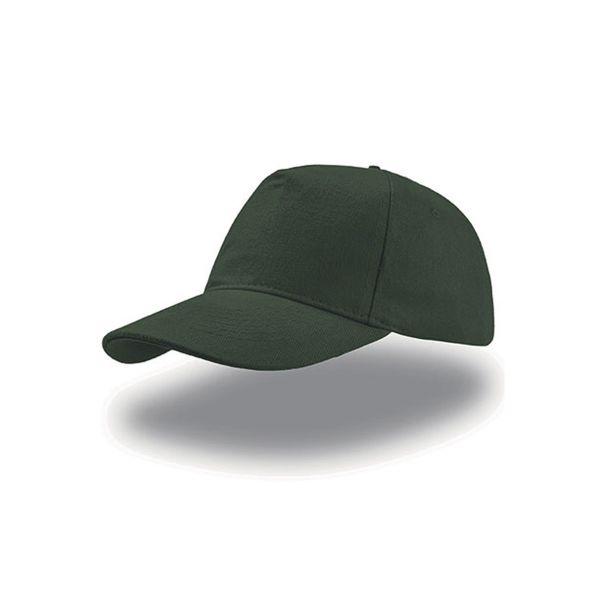 Unisex 5-Panel Cap Grün Baseball Cap Mütze
