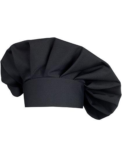 Chianti Kochmütze - Gastro & Beauty - Diverse - CG Workwear Black