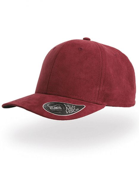 Fam Cap - Caps - 6-Panel-Caps - Atlantis Burgundy