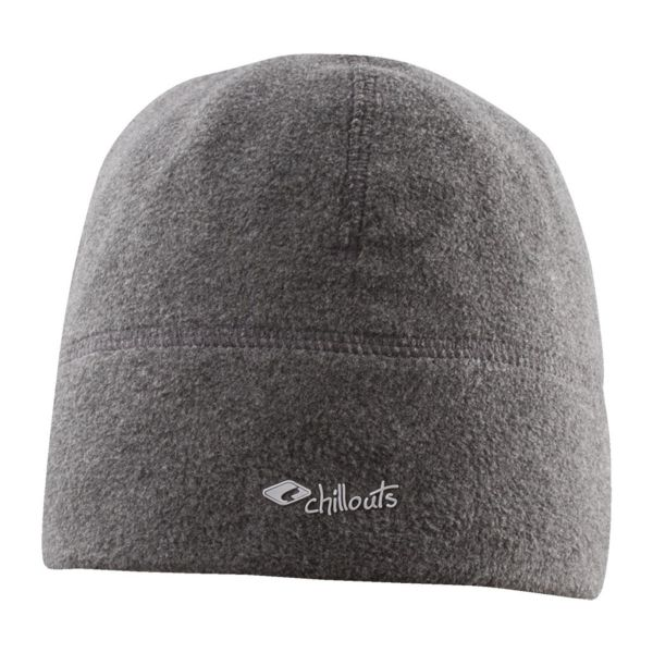 CHILLOUTS Freeze Fleece Hat Wintermütze in Grau | Strickmütze