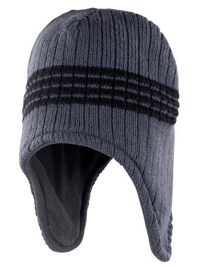 Peru Hat - Winteraccessoires & Mützen - Mützen - Result Winter Essentials Charcoal Grey