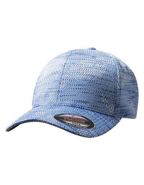 Flexfit Jacquard Knit - Caps - 6-Panel-Caps - FLEXFIT Blue