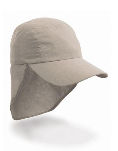 Legionnaires Cap - Caps - 5-Panel-Caps - Result Headwear Desert Khaki
