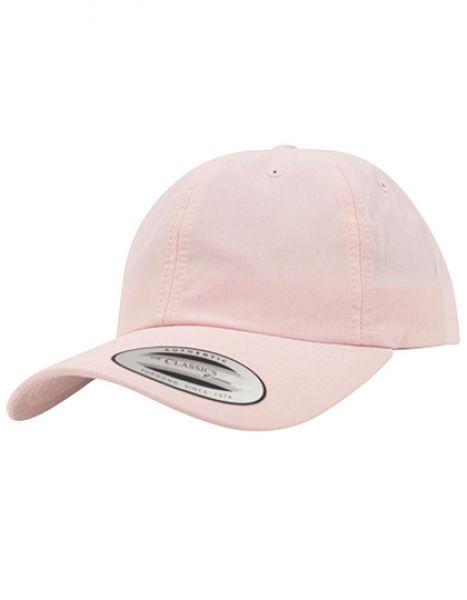 Low Profile Washed Cap - Caps - 6-Panel-Caps - FLEXFIT Pink