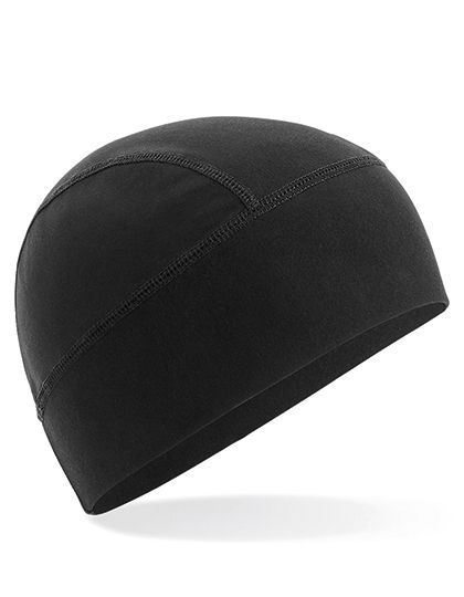 Softshell Sports Tech Beanie - Beechfield Black