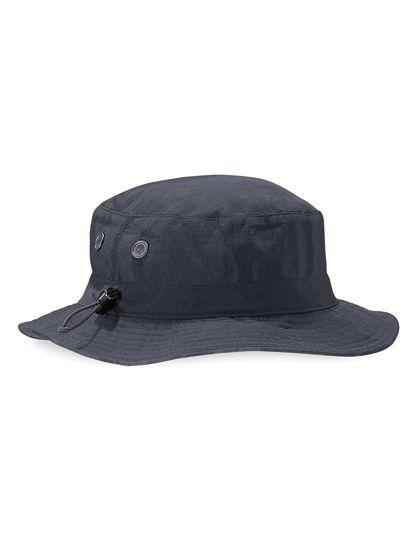 Cargo Bucket Hat - Caps - Hüte - Beechfield Graphite Grey
