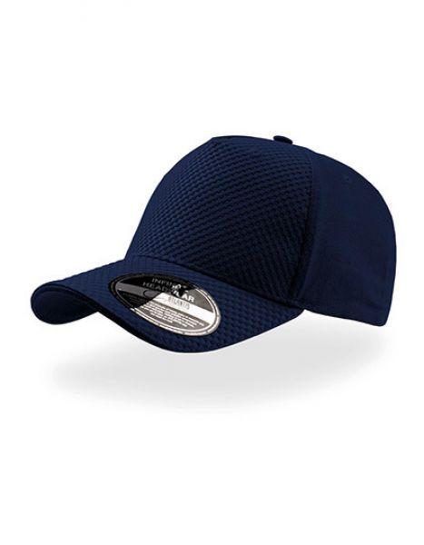 Gear - Baseball Cap - Caps - 5-Panel-Caps - Atlantis Navy
