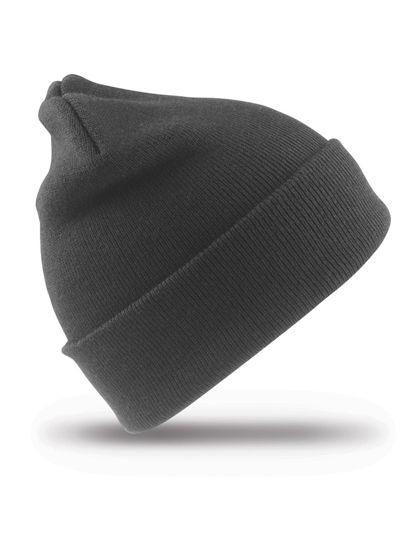 Woolly Ski Hat - Winteraccessoires & Mützen - Mützen - Result Winter Essentials Grey