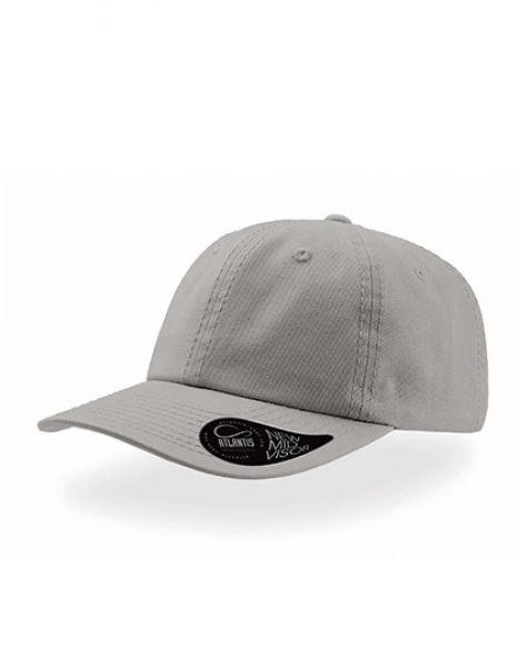 Dad Hat - Baseball Cap - Caps - 6-Panel-Caps - Atlantis Grey