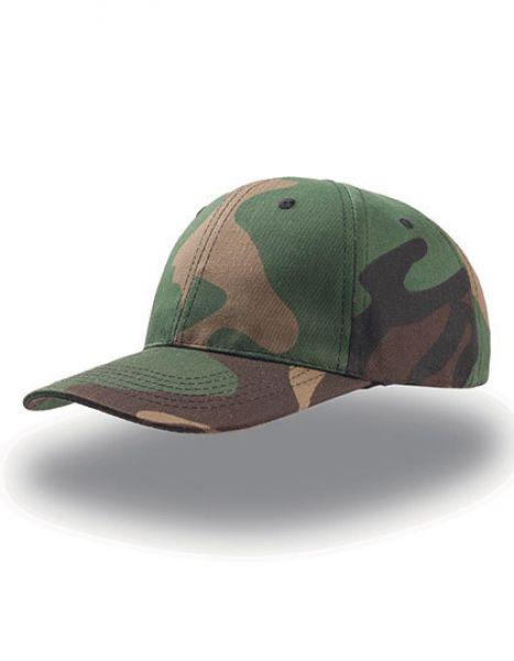 Start Six Cap - Caps - 6-Panel-Caps - Atlantis Camouflage