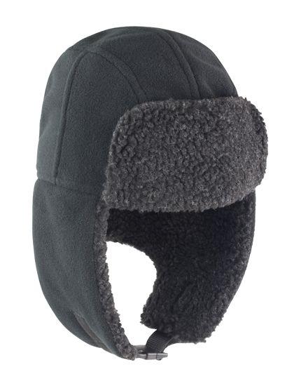 Thinsulate Sherpa Hat - Winteraccessoires & Mützen - Mützen - Result Winter Essentials Black