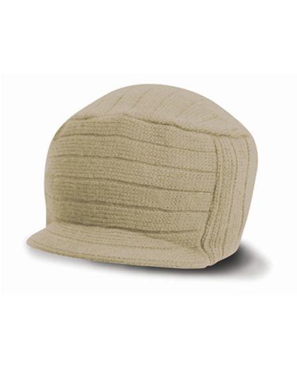 Esco Urban Knitted Hat - Winteraccessoires & Mützen - Mützen - Result Winter Essentials Desert Khaki