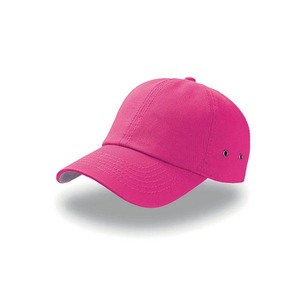 Unisex 6-Panel Cap Rosa Baseball Cap Mütze
