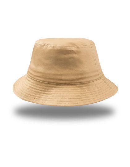 Bucket Cotton Hat - Caps - Hüte - Atlantis Khaki