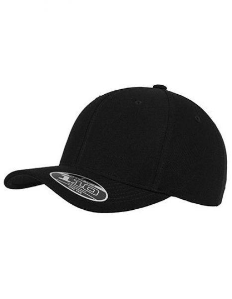 Cool & Dry Mini Pique - Caps - 6-Panel-Caps - FLEXFIT Black