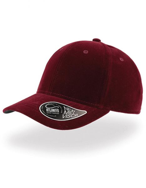 G.O.A.T. Cap - Caps - 6-Panel-Caps - Atlantis Burgundy