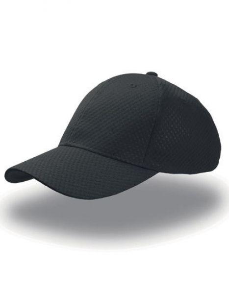 Space Cap - Caps - Netz- & Sport-Caps - Atlantis Black