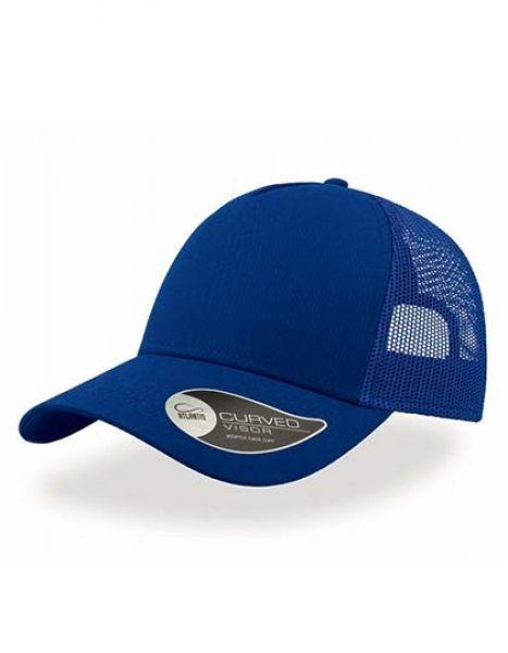 Rapper Cotton Cap - Caps - Netz- & Sport-Caps - Atlantis Royal - Royal