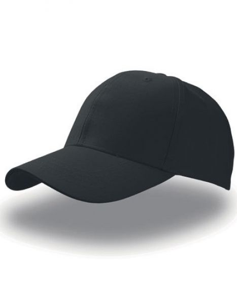 Jolly Cap - Caps - 6-Panel-Caps - Atlantis Black