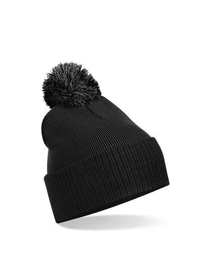Snowstar® Beanie - Winteraccessoires & Mützen - Mützen - Beechfield Black - Graphite Grey