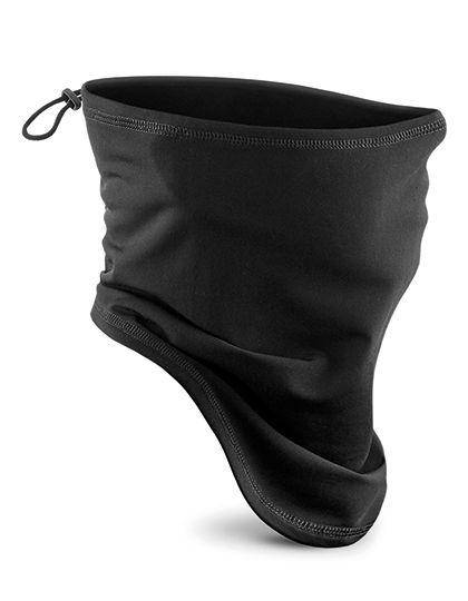Softshell Sports Tech Neck Warmer - Beechfield Black