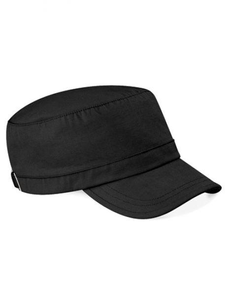 Army Cap - Caps - 3-Panel-Caps - Beechfield Black