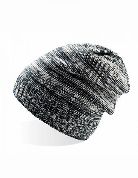 Scratch - Knitted Beanie - Winteraccessoires & Mützen - Mützen - Atlantis Black - Grey