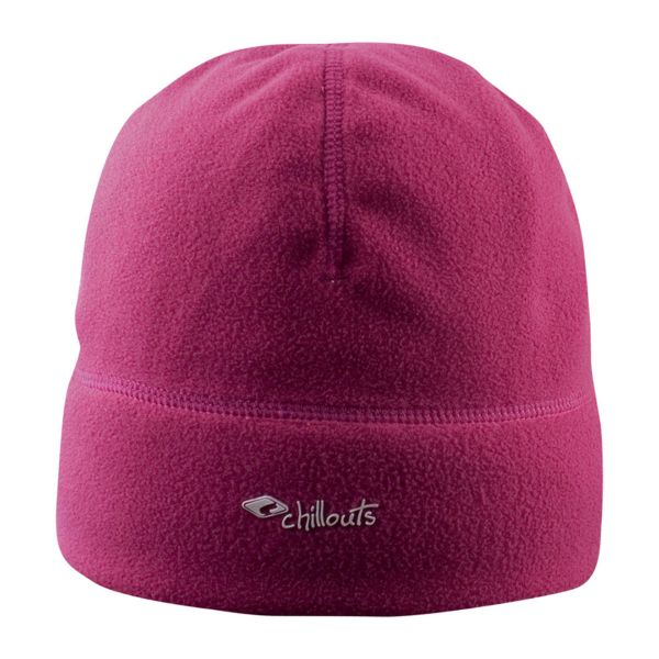 CHILLOUTS Freeze Fleece Hat Wintermütze in Pink | Strickmütze
