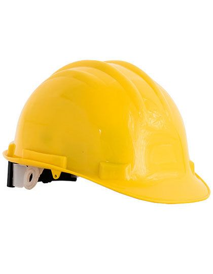 Safety Helmet - Korntex Signal Yellow